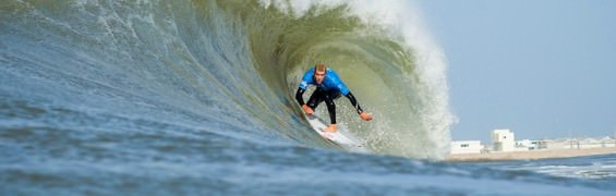 Mick Fanning of Tweed Heads, NSW, Australia (pictured) won the Moche Rip Curl Pro Portugal defeating Jordy Smith (ZAF) in the Final on Monday October 20, 2014. Today's victory marks Fanning's third of the 2014 season including the Rip Curl Pro Bells Beach and the JBay Open.