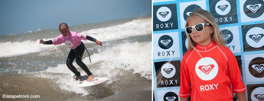 Isis Petroni Roxy Surf Jam 2012