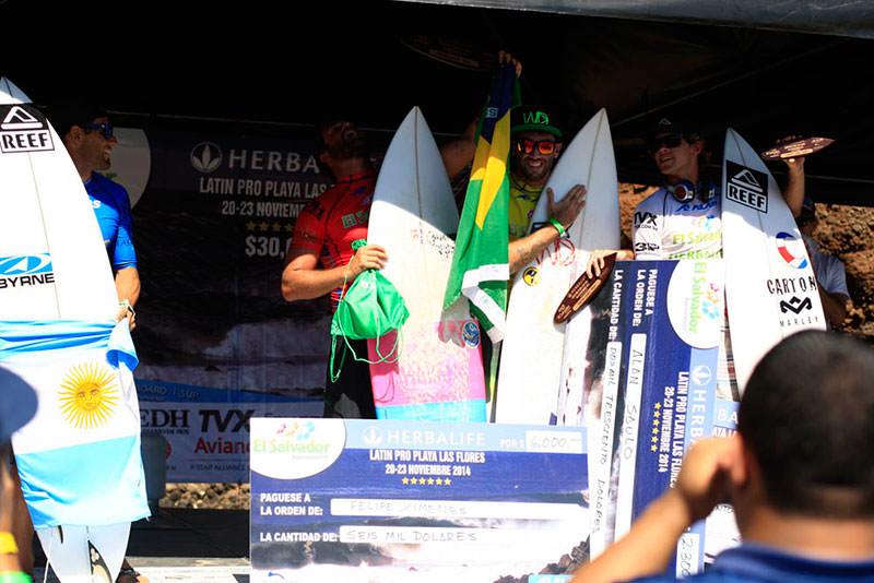 """Martín """"Eterno"""" Passeri otro podio, y un tercer puesto en el ranking a los 39 años. Foto: F. Sánchez."""