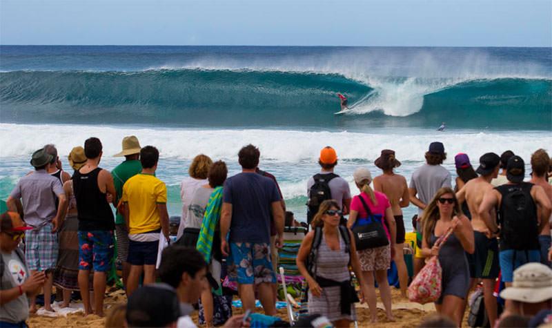 John John Florence....¿El próximo campeón hawaiano? Foto: ASP.